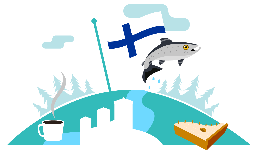 WordDive method: The fastest way to learn Finnish