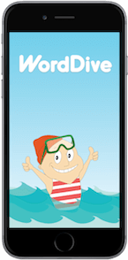 WordDive mobile app in App Store - for iPhone
